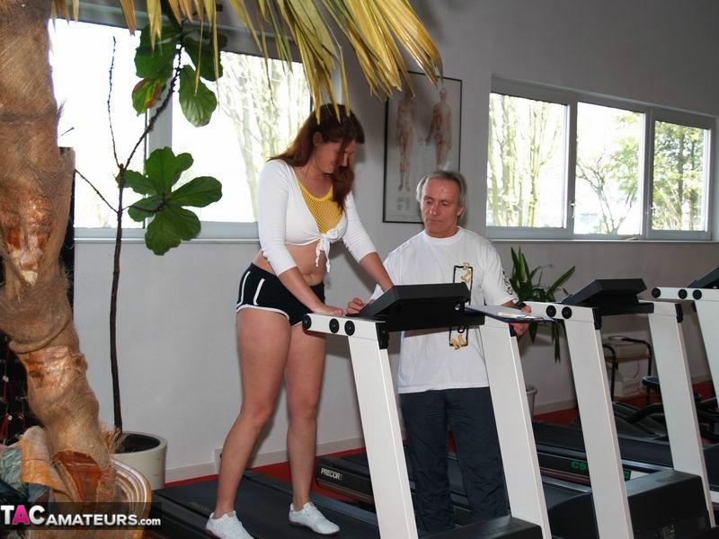 mpreg,anya,fitness,wife,exercise,hairy pits,