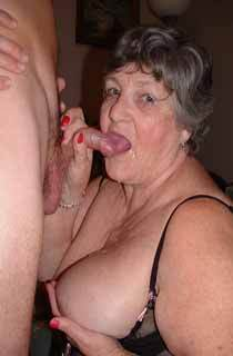 GrandmaLibby. 77 years old and a sex drive that no one man can handle. Grandma Libby is your favourite swinging granny that loves to fuck her site members