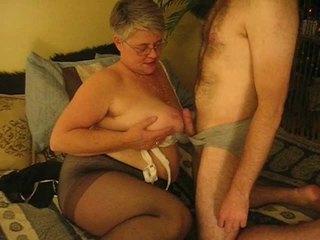 Milf Cavalli Blowjob Her Neighbours Cock