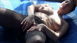 Her Pantyhose Video Clip 100