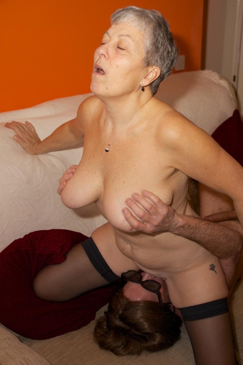 Mature big tits porn movies