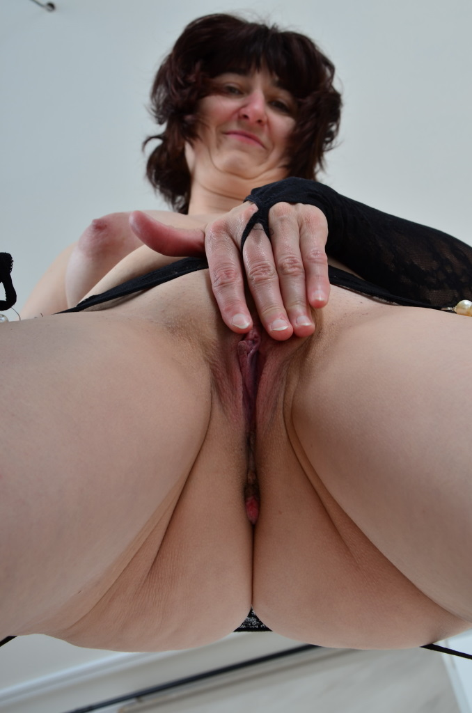 Huge double ended dildo