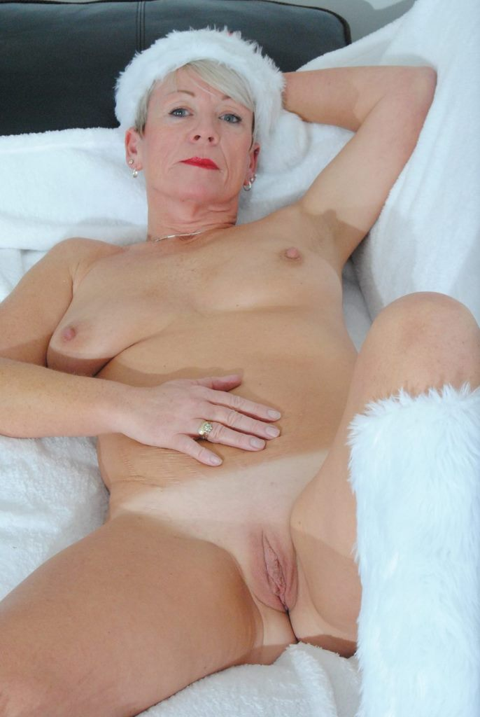 naked granny next door