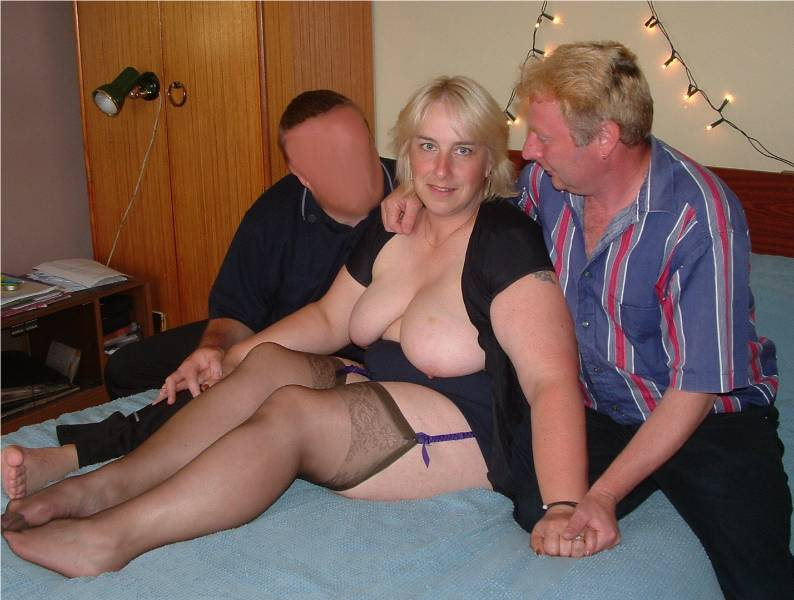 Very Horny Chubby Can't Get Enough Cock All Day-1