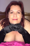 Sheri is a mature and sassy British bbw cum-slut who loves black cock.