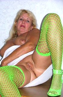 Adonna's a fuckable blonde grandmother from the USA who knows how to tease and please