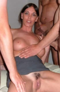 Adult women large busted