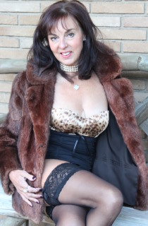 A mature adult star whos featured in numerous top shelf magazines from the 70s right up to today