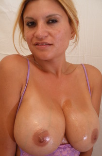 Jenny is a stunning blonde sex queen. You simply wont be able to keep your hands off her shapely tits