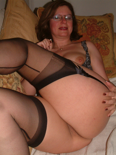 Sweet british granny makes dirty things - 1 part 2