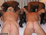 Juicy Jo. JuicyJo, Hailey and Aya Gangbang Free Pic 7