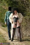 GermanIsabel. Outdoor Fun With A Member Free Pic