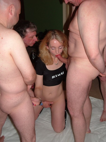 Amateur Wife Gangbang Hd