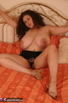 DeniseDavies. On the Bed Free Pic