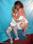 Devlynn. Devlyn with April Love in White Free Pic 2