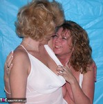 Devlynn. Devlyn with April Love in White Free Pic 3
