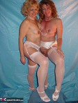 Devlynn. Devlyn with April Love in White Free Pic 16