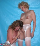 Devlynn. Devlyn with April Love in White Free Pic 17