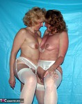 Devlynn. Devlyn with April Love in White Free Pic 20