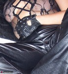 MoonAynjl. Leather and Lace Free Pic 6