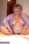 GrandmaLibby. Pretty in Purple Free Pic 5