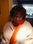 Chris44G. Orange Scarf Strip 2 Free Pic 2