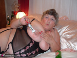 GrandmaLibby. Down the Snatch! Pt2 Free Pic 12