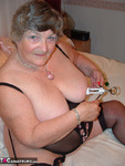 GrandmaLibby. Down the Snatch! Pt2 Free Pic