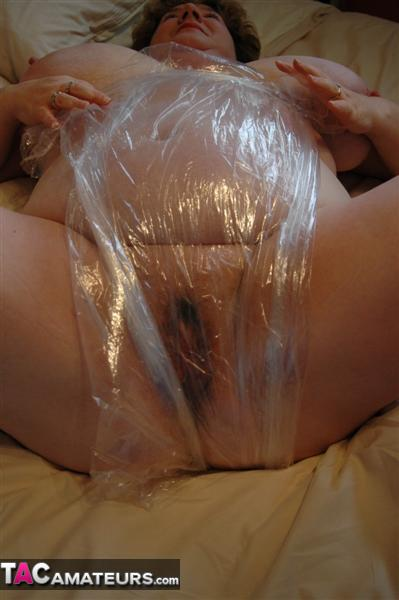 cling fetish wrap