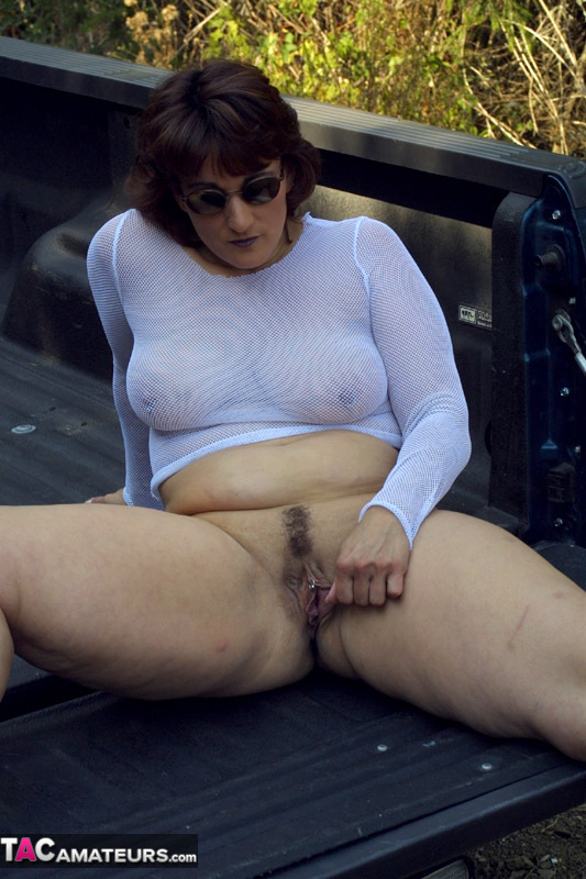 Older bbw lady en her black lover - 3 part 2