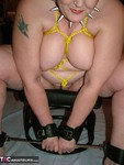 ValgasmicExposed. Tied Up 2 Free Pic 5