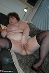Chris44G. Black Silk Stockings & Suspenders Free Pic 19