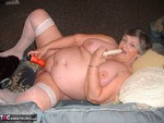 GrandmaLibby. Red Velvet & White Stockings Free Pic 13