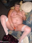 GrandmaLibby. Red Velvet & White Stockings Free Pic 15