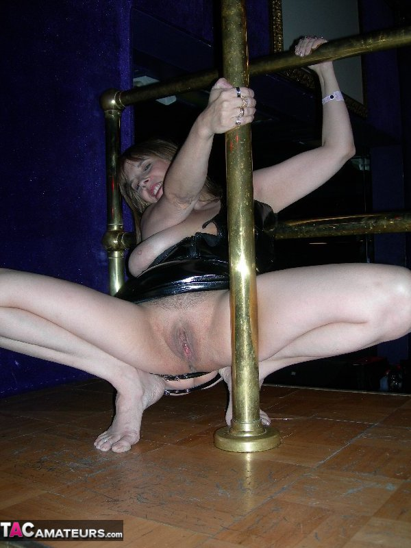 Wife pole dancing naked speaking, advise