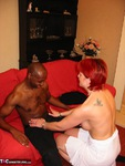 CouplesExposed. Nigel & Scarlet Babe Lounge Session Free Pic 11
