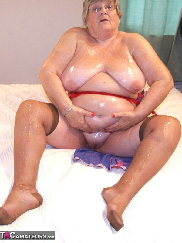 Old granny covered in massage oil fucked hard free xxx galeries