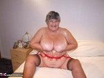 GrandmaLibby. Oiled Up Free Pic
