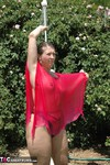 Devlynn. Devlynns Outside Fun in the Shower Free Pic 6