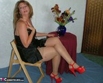 Devlynn. Devlynn's Red Shoe Seduction Free Pic 1