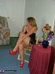Devlynn. Devlynn's Red Shoe Seduction Free Pic 3