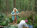 Barby. Barby's Woodland Fuck Free Pic