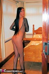 Foxielady. Fishnet Body Stocking Free Pic 9