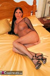 Foxielady. Fishnet Body Stocking Free Pic 14