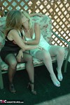 Devlynn. Porch Seduction Free Pic 1