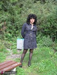 GermanIsabel. Outdoor Peeing Games Free Pic 1