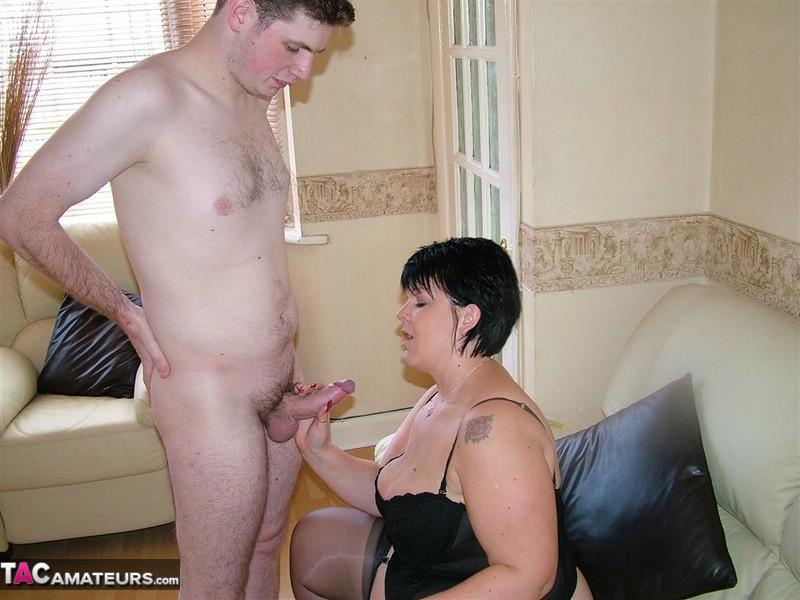 Erotica wife sharing strangers risk impregnation