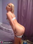 TraceyLain. Blonde With a Cherry Free Pic