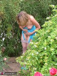 Devlynn. Devlynn Plays in the Rose Garden Free Pic