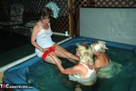 Devlynn. Devlynn & Friends in the Hot Tub Free Pic